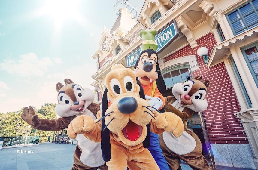 Cargar foto 2 de 10. Hong Kong Disneyland Park Tickets