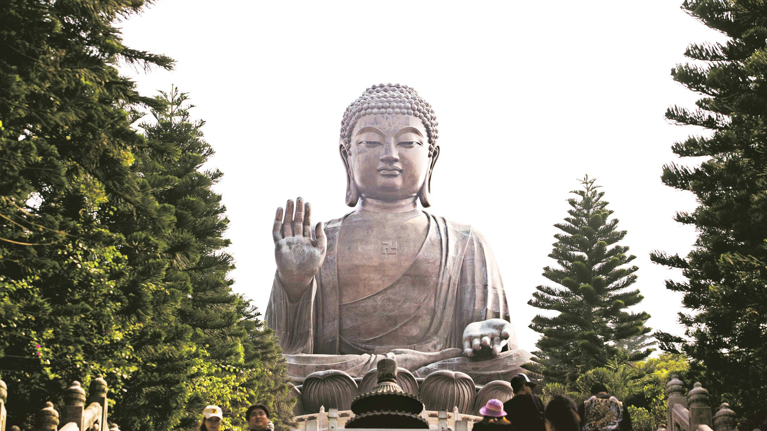 Lantau Island & Tian Tan Buddha Full-Day Excursion