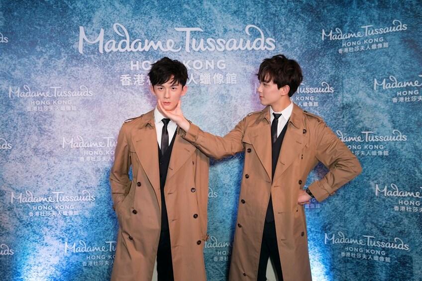 Foto 3 von 10 laden Madame Tussauds Hong Kong Tickets