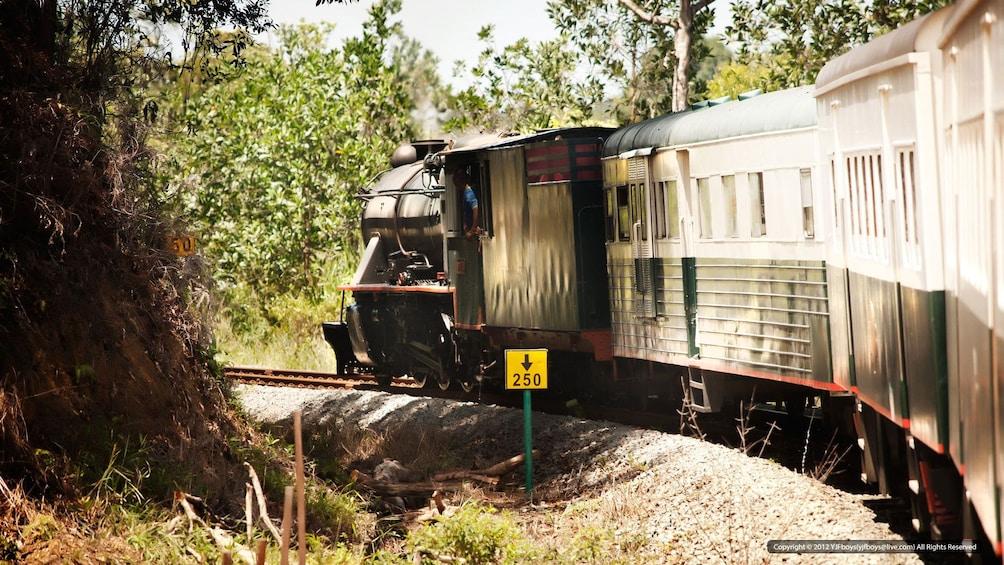 Show item 1 of 5. Train in Kota Kinabalu