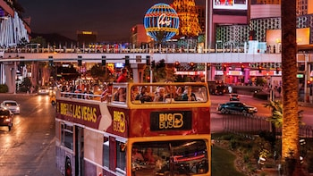 Big Bus-tur med hop-on/hop-off i Las Vegas