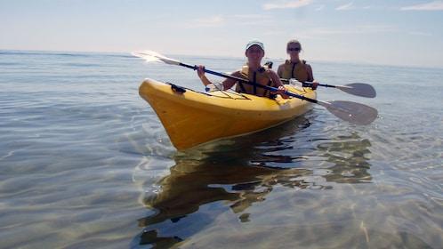 Sea Kayakers at Mornington Peninsula