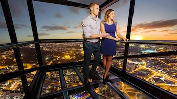 Eureka Skydeck 88 Ticket