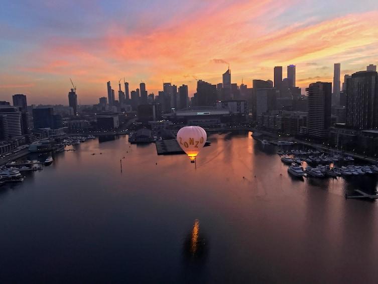 Melbourne Sunrise Hot Air Balloon Flight