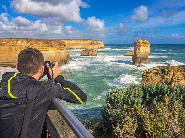 Show item 4 of 10. Great Ocean Road Small-Group Eco Tour from Melbourne