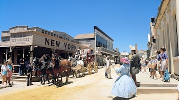 Sovereign Hill & Ballarat Tour by Gray Line