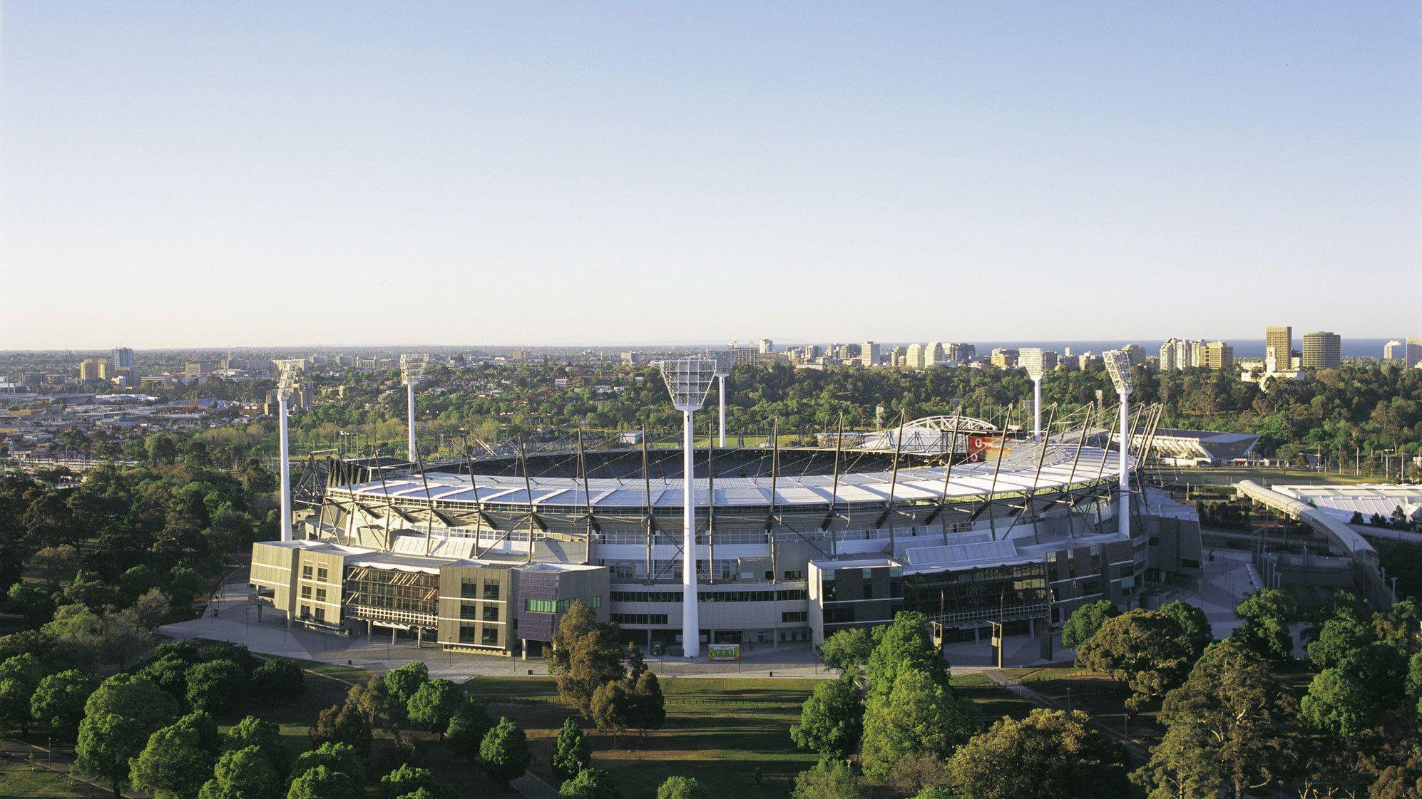 MCG Stadium in Melbourne