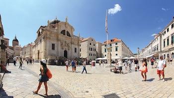 Stadsrondleiding van een halve dag door Dubrovnik, met een officiële gids u...