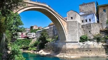 Mostar City and Kravice Waterfall Full-Day Tour