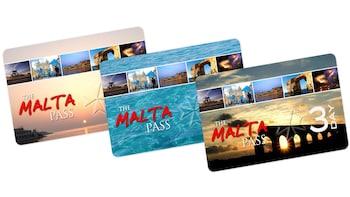 Tarjeta Malta Pass