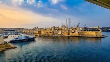 Vallettan satamaristeily