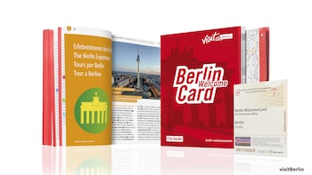 Berlín WelcomeCard