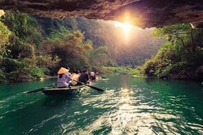 Group Luxury Ninh Binh - Hoa Lu- Trang An- Mua cave Day Tour