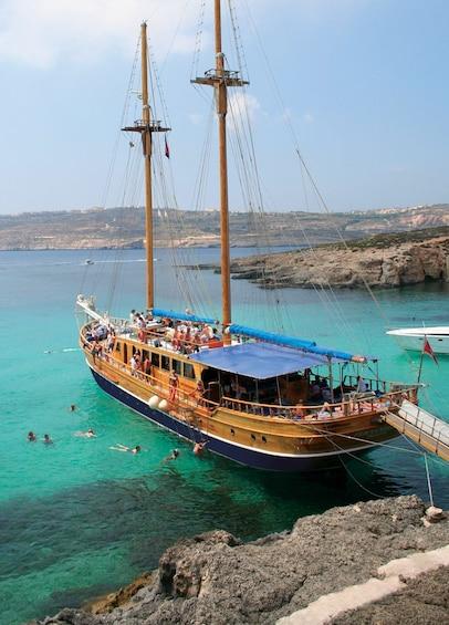Gozo & Comino Islands Full-Day Cruise