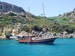 Croisière d'une journée entière : Gozo et Comino