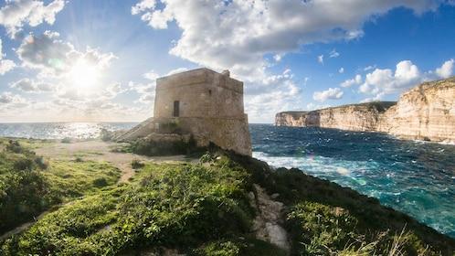 Gorgeous day view of Gozo