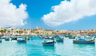 Puolipäiväretki Etelä-Maltalle ja Blue Grotton luolaan