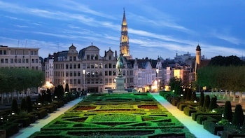 Brüssel Karte (Grund)