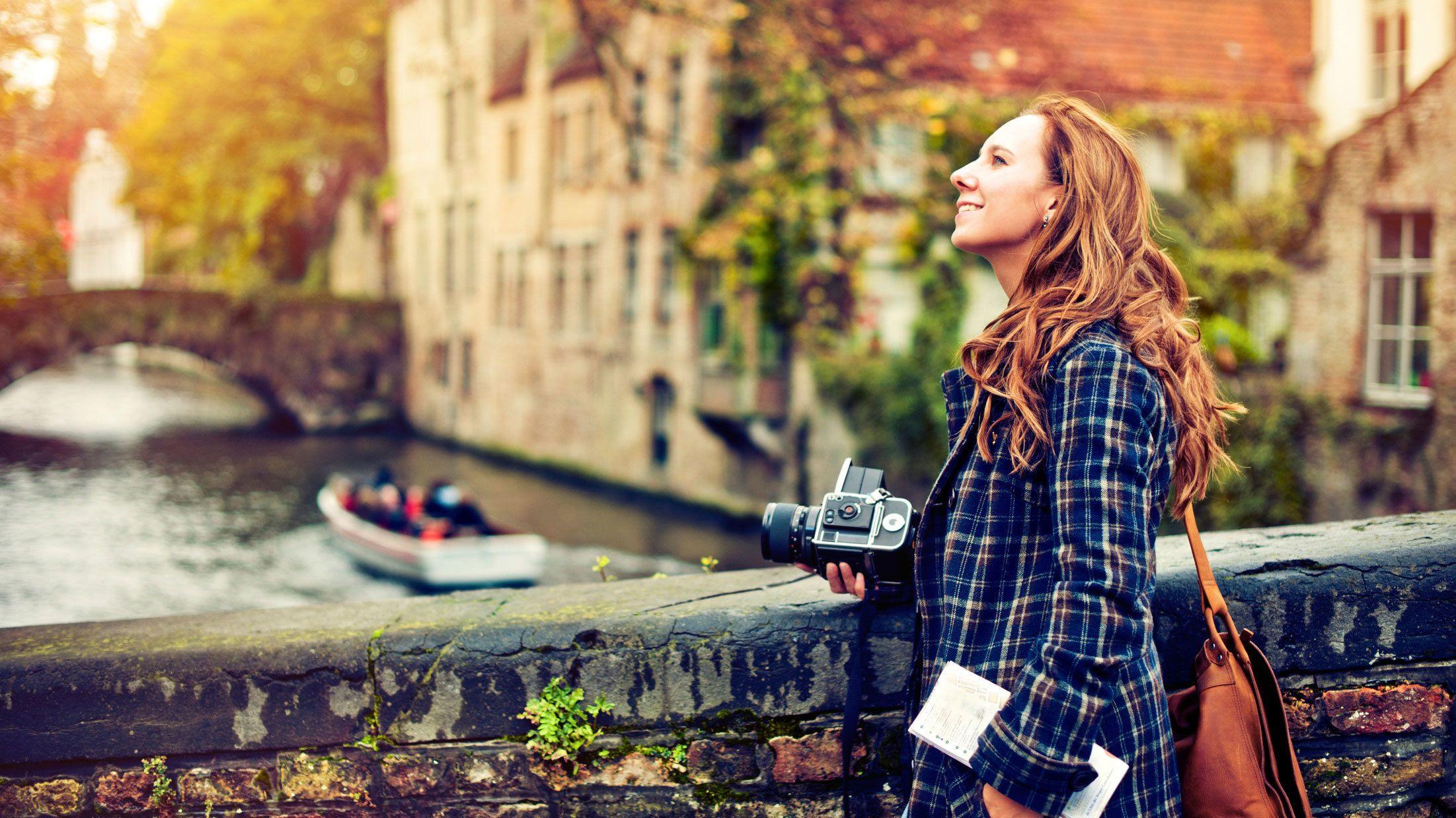 Visite matinale de Bruges
