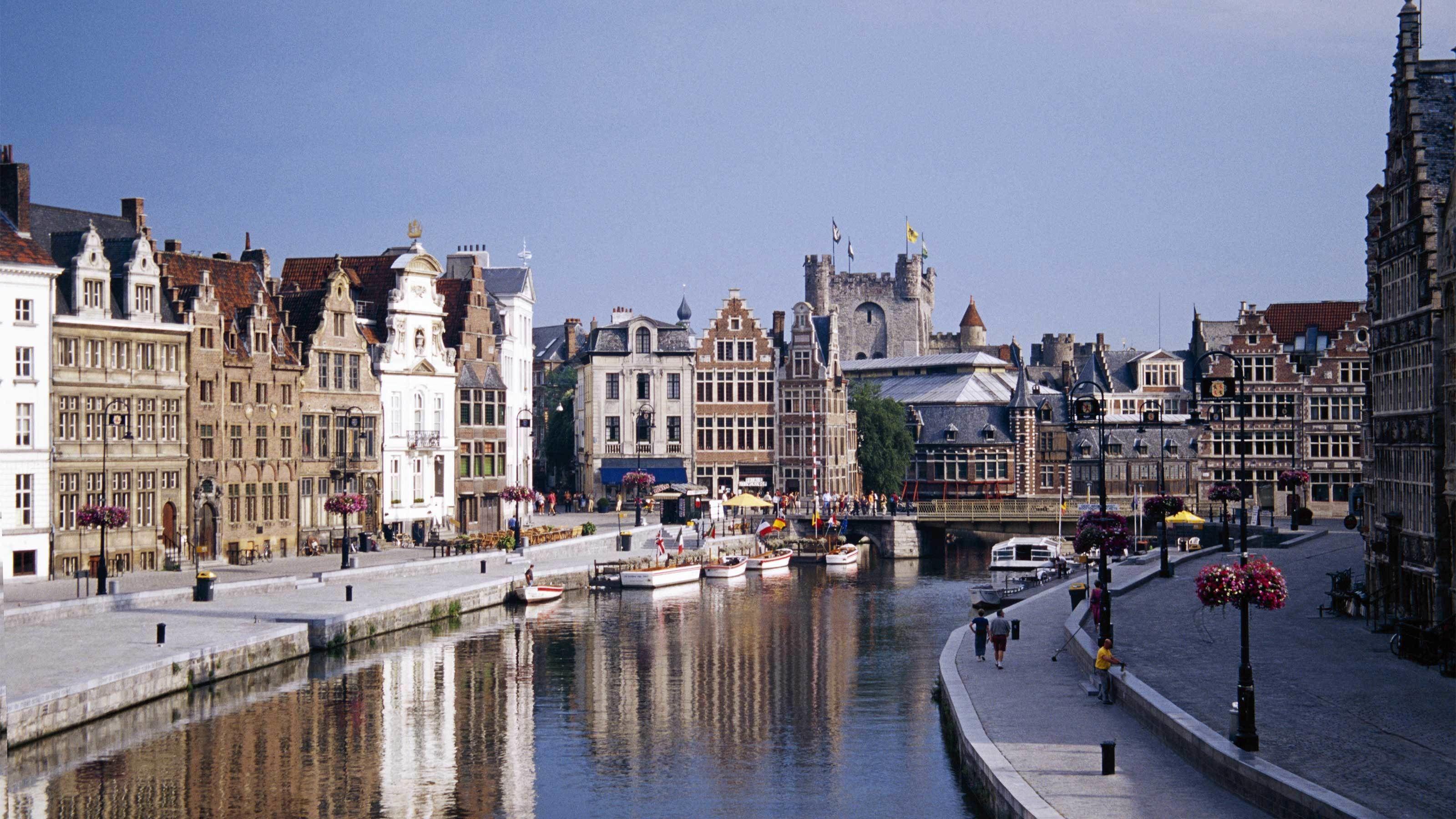 Heldagstur till Brygge och Gent