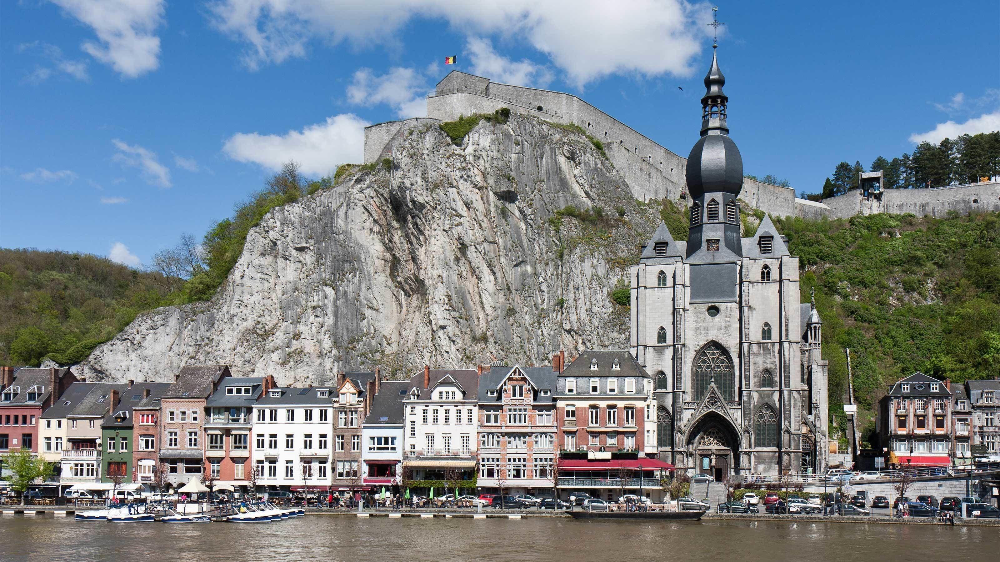 Visite d'une journée complète à Luxembourg et à Dinant
