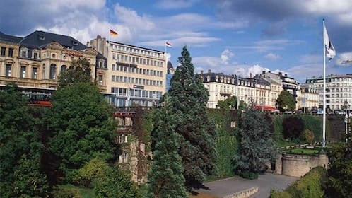 View of Luxembourg during the day