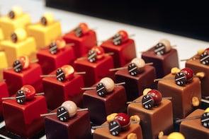 Brüsseler Schokolade – Rundgang und Workshop