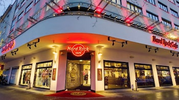 Sin colas y cenar en Hard Rock Cafe Berlin