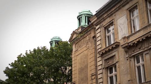 An old building in Berlin