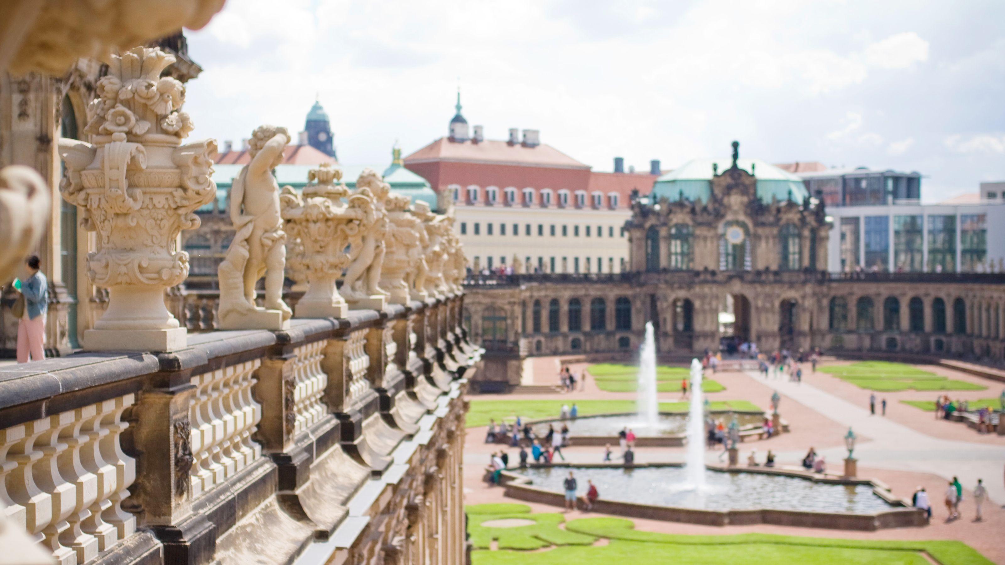Tour guidato di 1 giorno a Dresda