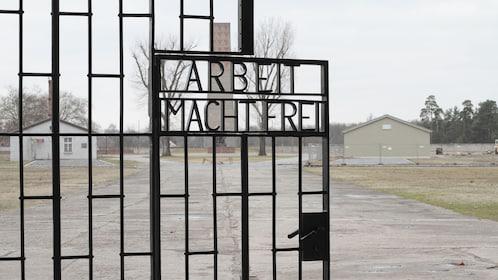 Gate to Sachsenhausen