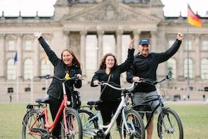 Tour guidato in bicicletta della città di Berlino