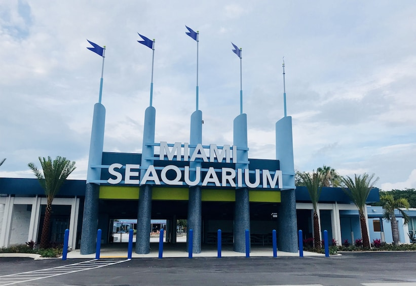 Miami Seaquarium Tickets