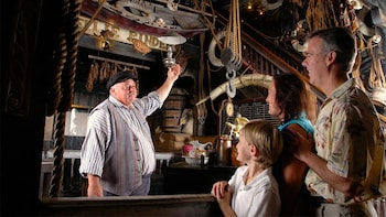 Adgang til Shipwreck Treasure Museum Billetter