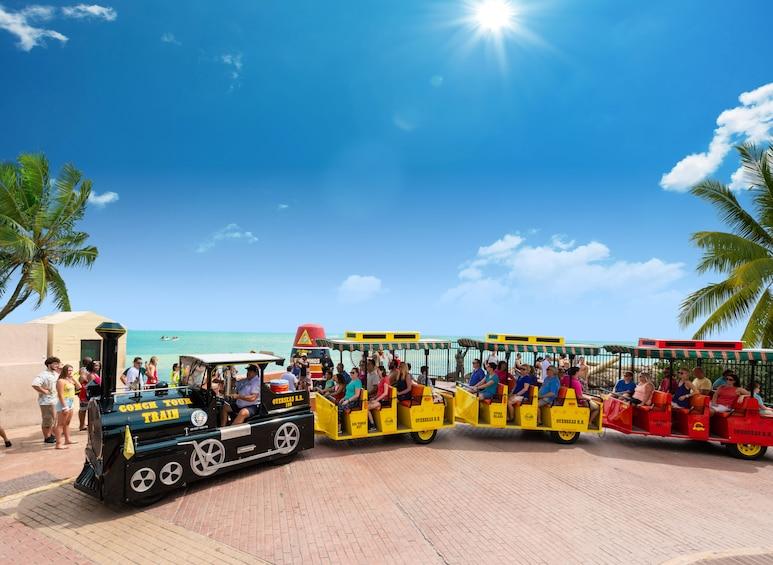 Key West Conch Tour Train