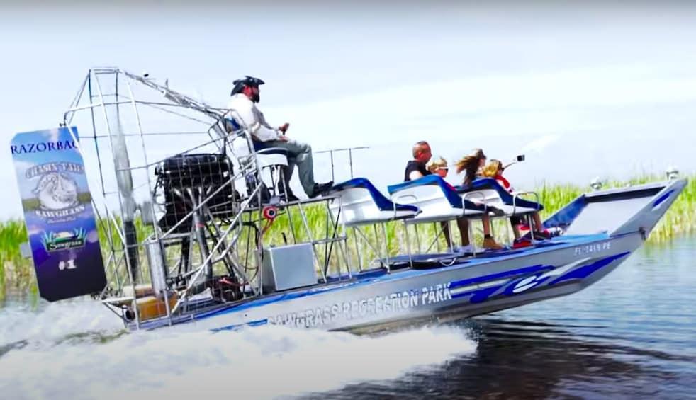 Everglades Airboat Adventure and Animal Sanctuary Admission