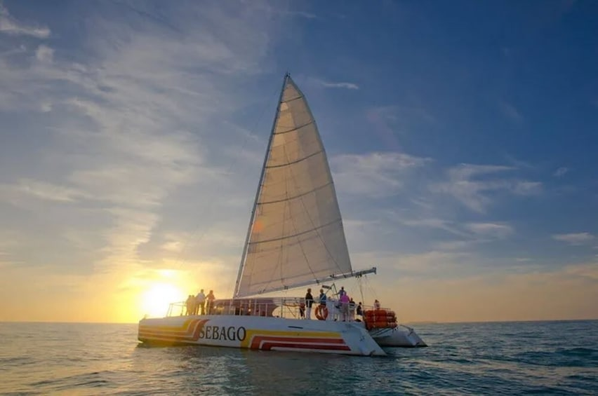 Show item 6 of 6. Key West Champagne Sunset Sail