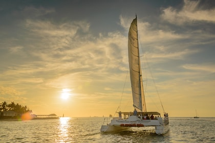 Key West Champagne Sunset Sail