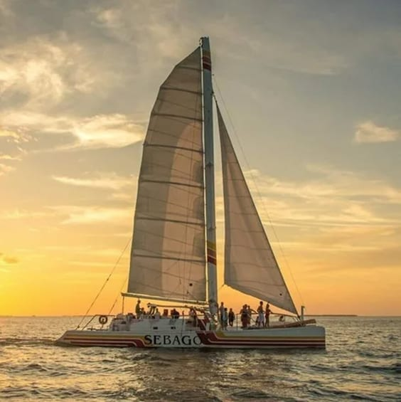 Show item 2 of 6. Key West Champagne Sunset Sail