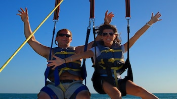 Parasailing-Abenteuer vor Key West