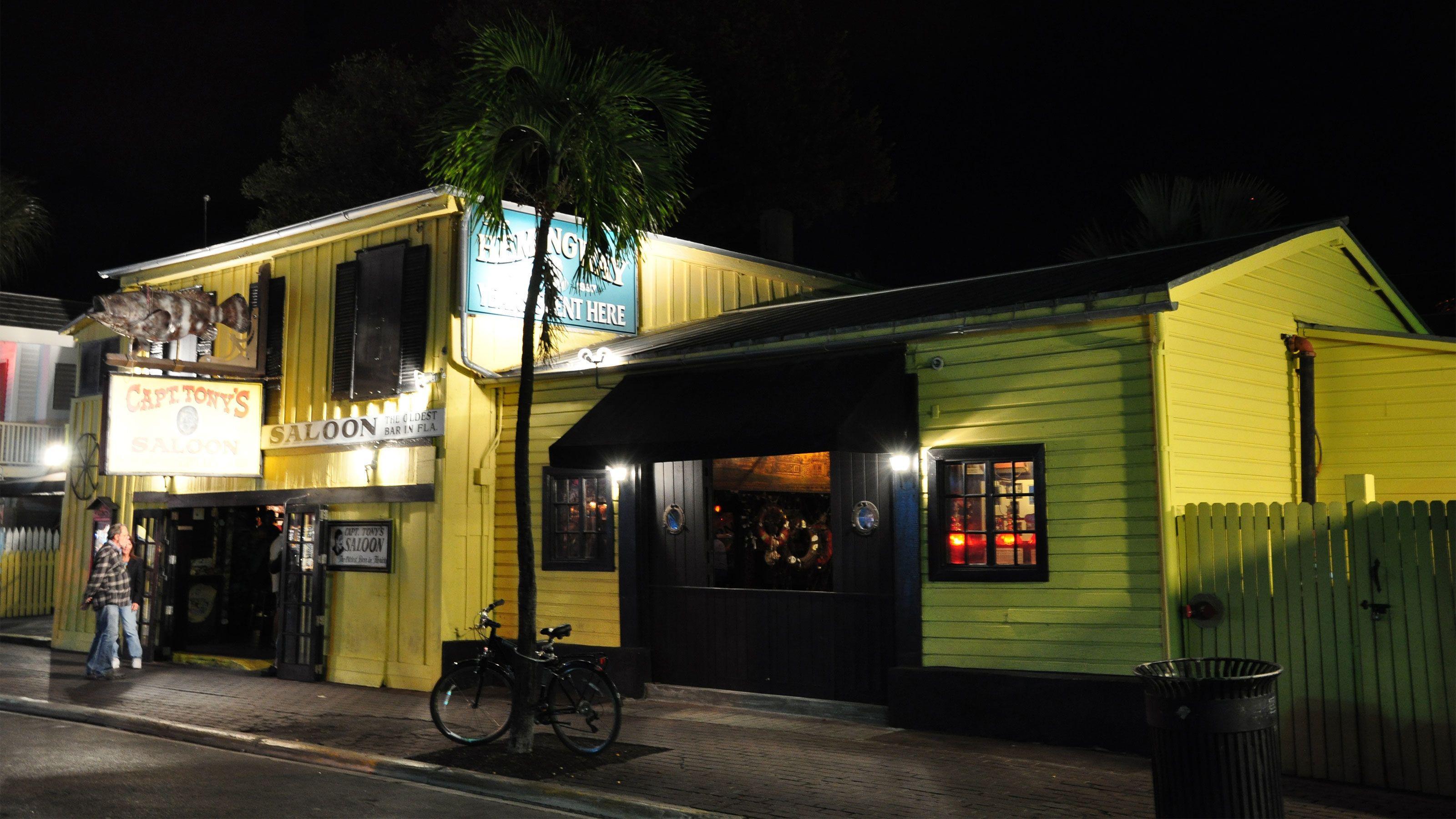 Captain Tony's Saloon in Key West