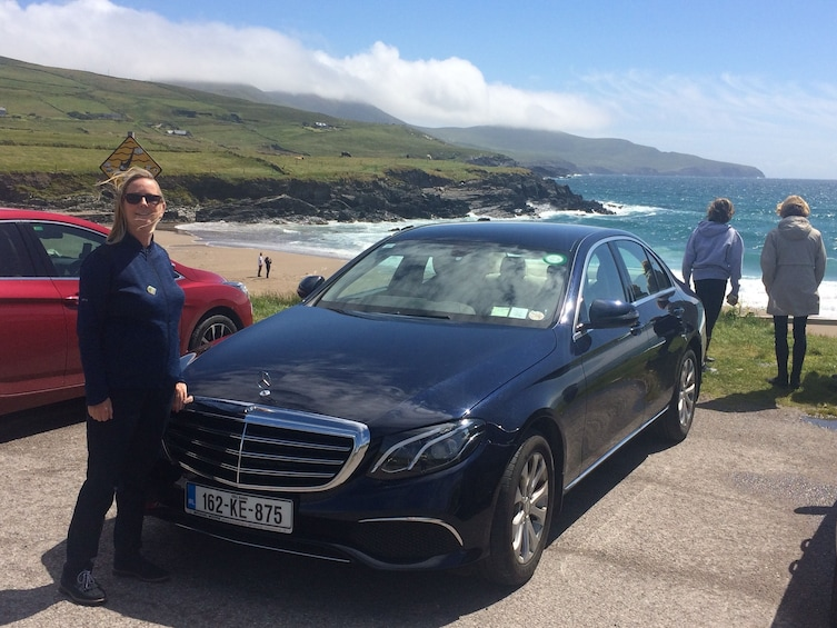 Show item 1 of 10. Private tour to Cliffs of Moher and Burren National Park