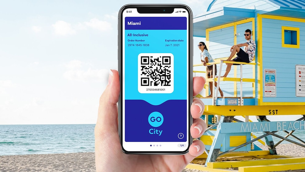 Go City: Miami All-Inclusive Pass with 25+ Attractions