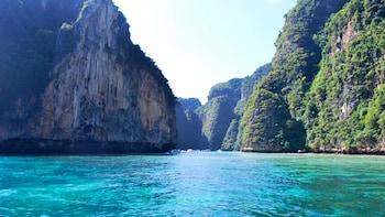 ทัวร์รอบหมู่เกาะพีพีโดยเรือเร็ว