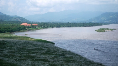 View of water in Chiang Mai
