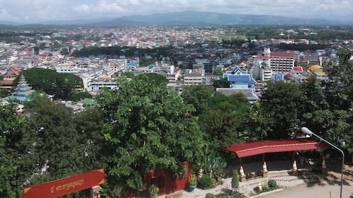 City view in Chiang Mai