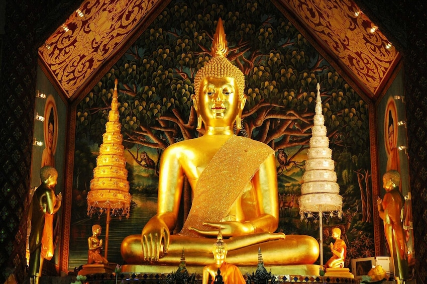 Show item 10 of 10. Excursion to Chiang Mai's Ancient Temples