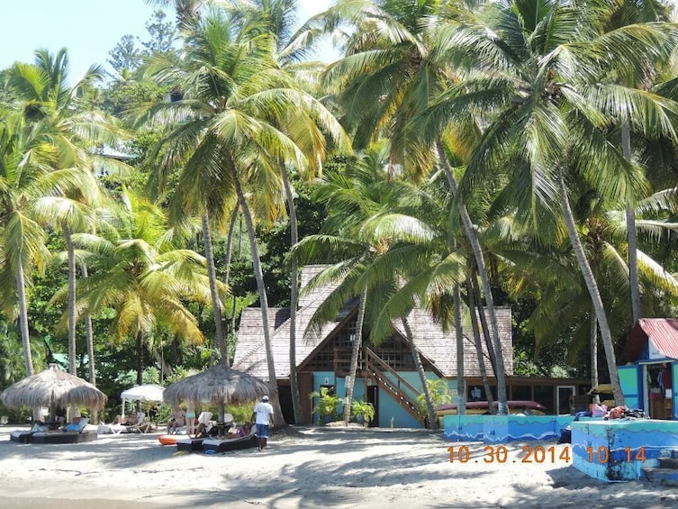 Show item 4 of 10. Soufriere/West Coast, Swim, Snorkel & Beach by Private Boat