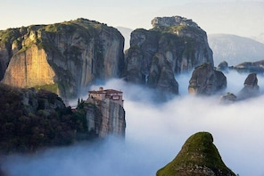 Meteora One Day Private Trip from Corfu