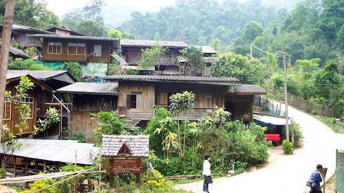 Village near Chiang Mai